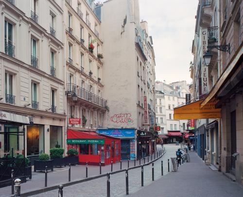 Rue de la Harpe, Paris, mai 2020
