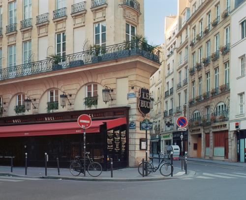 Rue de Buci, Paris, mai 2020