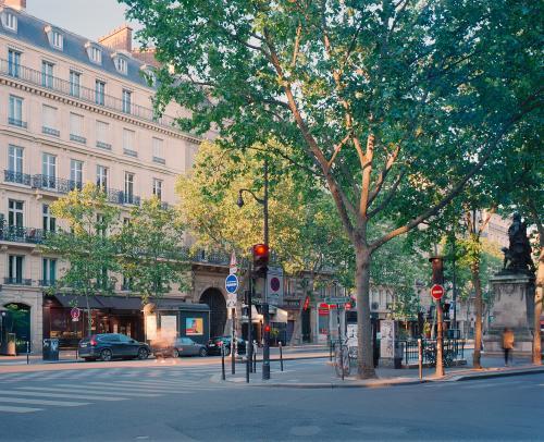 Place de l'Odéon, Paris, mai 2020