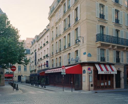 Rue Guillaume Apollinaire, Paris, mai 2020
