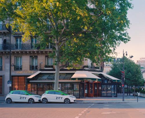 Bvd Saint-Germain, Paris, mai 2020