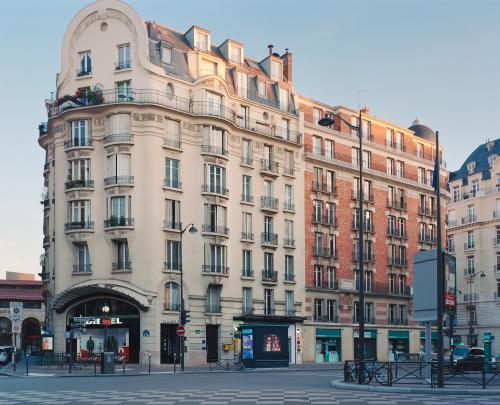 Bvd Saint-Germain/Mabillon, Paris, mai 2020